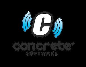 Company Logo Concrete Software