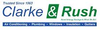 Clarke & Rush logo