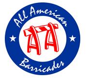 Company Logo All American Barricades